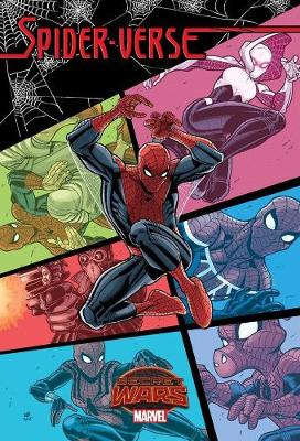 Spider-verse: Warzones! by Mike Costa