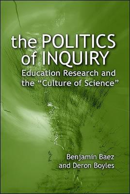 The Politics of Inquiry by Benjamin Baez