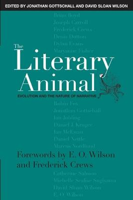 Literary Animal by Jonathan Gottschall