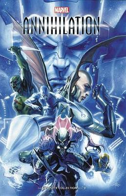 Annihilation: The Complete Collection Vol. 2 by Simon Furman