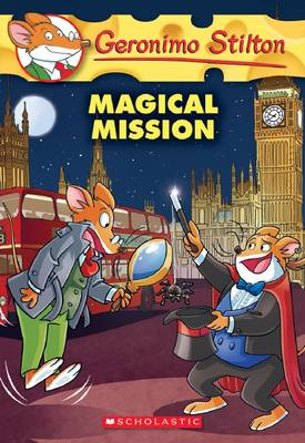 Magical Mission book