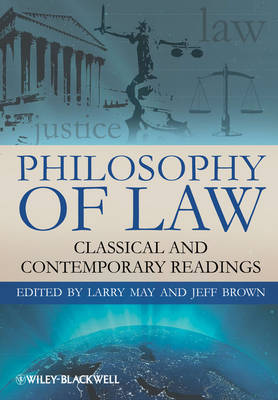 Philosophy of Law book