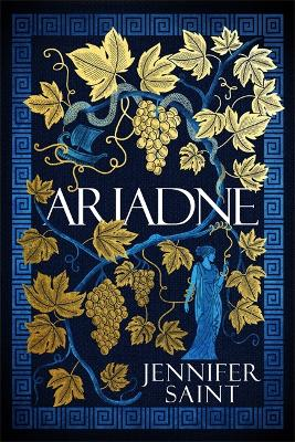 Ariadne: The Brilliant Feminist Debut that Everyone is Talking About by Jennifer Saint