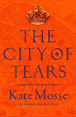 The City of Tears book