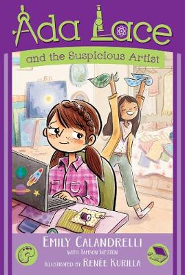 Ada Lace and the Suspicious Artist book