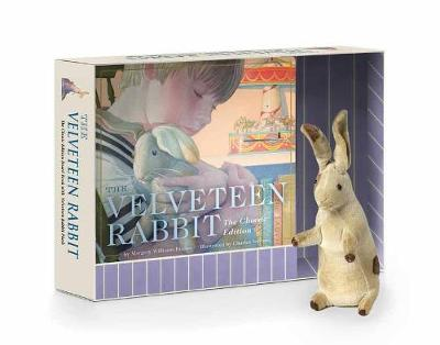 The Velveteen Rabbit Plush Gift Set by Margery Bianco Williams