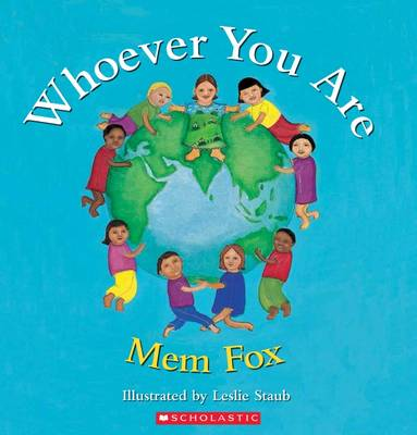 WHOEVER YOU ARE PB by Mem Fox