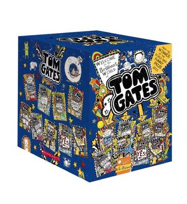 Tom Gates Slipcase (Books 1-9) by Liz Pichon