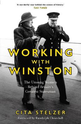 Working With Winston by Cita Stelzer