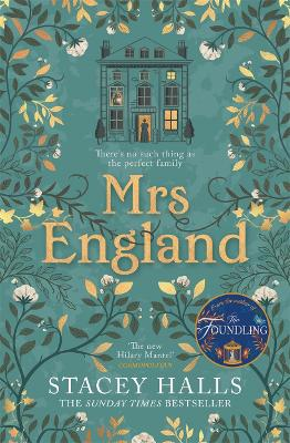 Mrs England: The captivating new Sunday Times bestseller from the author of The Familiars and The Foundling book