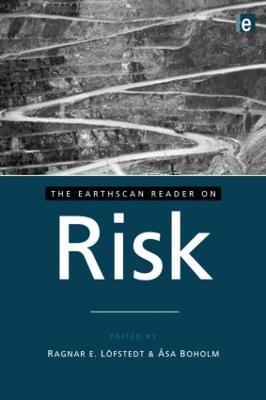 Earthscan Reader on Risk book