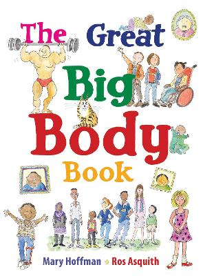 Great Big Body Book by Mary Hoffman