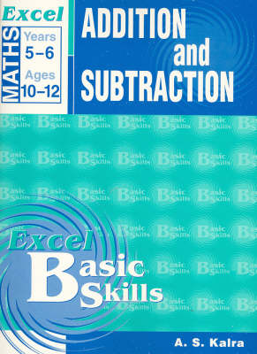Maths Support Books: Addition & Subtraction: Years 5 & 6 by Pascal Press