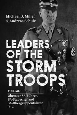 Leaders of the Storm Troops book