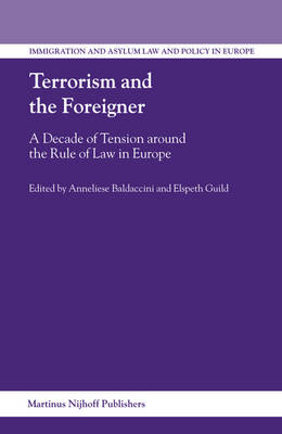 Terrorism and the Foreigner by Anneliese Baldaccini