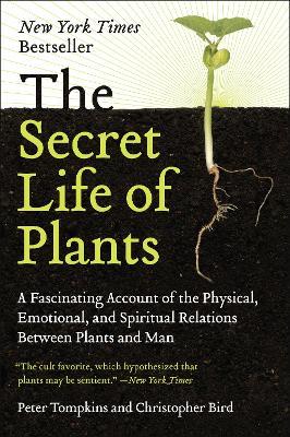 Secret Life of Plants book