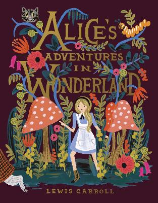 Alice's Adventures in Wonderland book