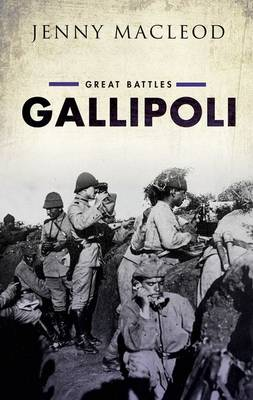 Gallipoli by Jenny MacLeod