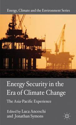 Energy Security in the Era of Climate Change by Luca Anceschi