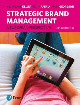 Strategic Brand Management by Kevin Lane Keller