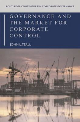 Governance and the Market for Corporate Control book