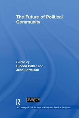 Future of Political Community book