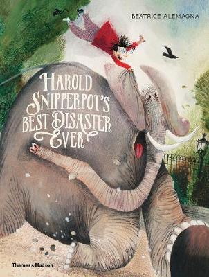 Harold Snipperpot's Best Disaster Ever by Beatrice Alemagna