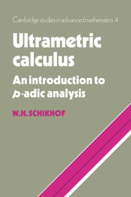 Ultrametric Calculus book