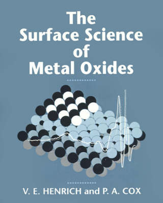Surface Science of Metal Oxides book