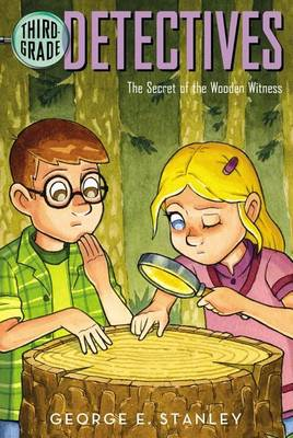 The Secret of the Wooden Witness by George E Stanley