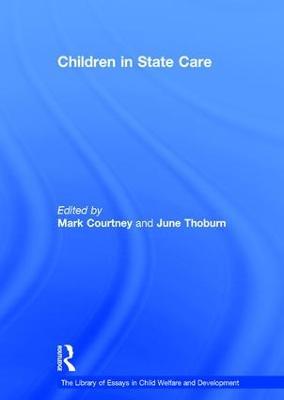Children in State Care book