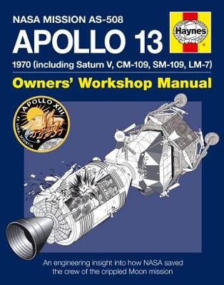 Apollo 13 Manual by David Baker