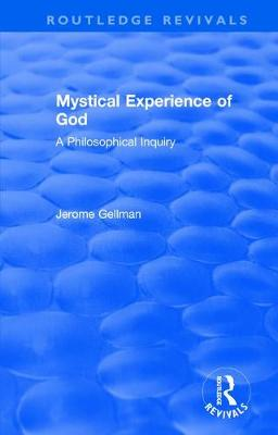 Mystical Experience of God book