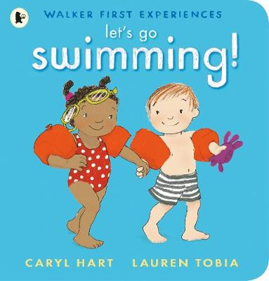 Let's Go Swimming! book