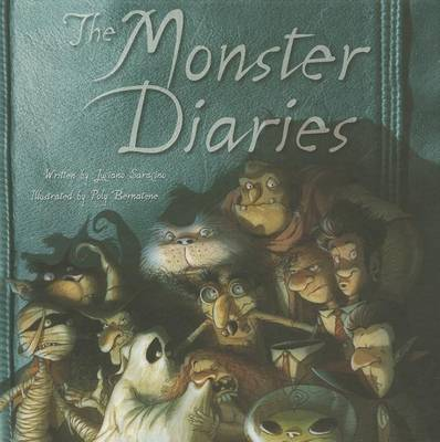 Monster Diaries by Luciano Saracino
