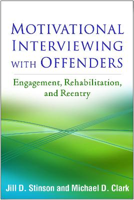 Motivational Interviewing with Offenders book