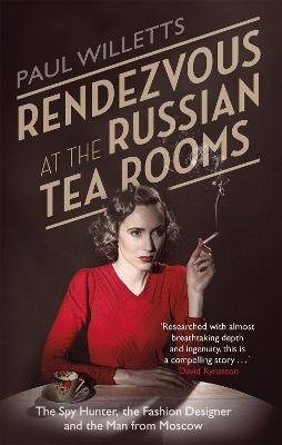 Rendezvous at the Russian Tea Rooms by Paul Willetts