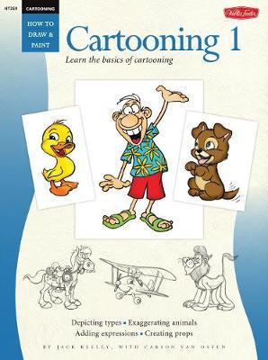 Cartooning: Cartooning 1 book