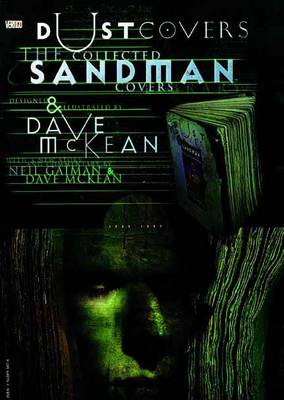 Sandman Dustcovers 1989-1997 TP by Dave McKean