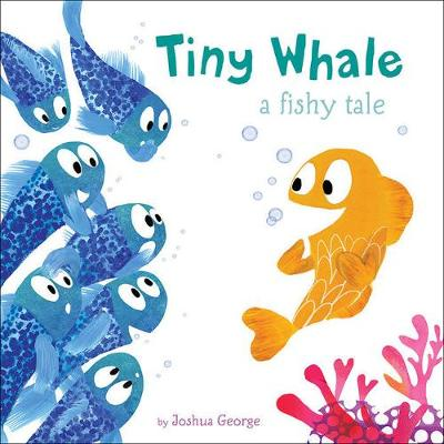 Tiny Whale by Joshua George