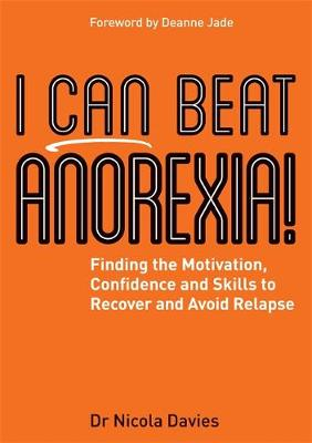 I Can Beat Anorexia! by Nicola Davies