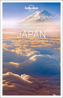 Lonely Planet Best of Japan book