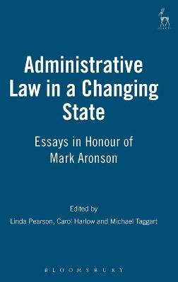Administrative Law in a Changing State book