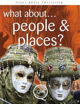 What About...People and Places? book