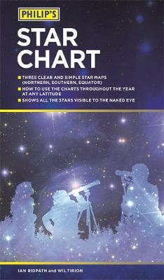 Philip's Star Chart by Philip's Maps