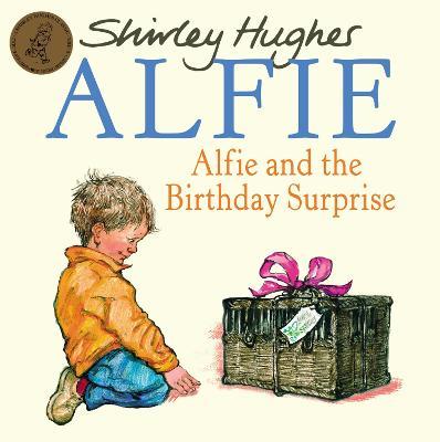 Alfie & The Birthday Surprise book
