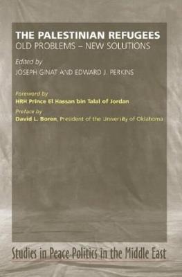 Palestinian Refugees book
