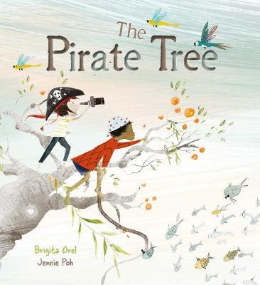 The Pirate Tree by Brigita Orel