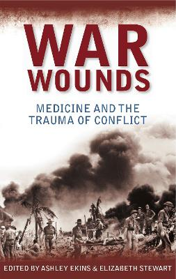 War Wounds book