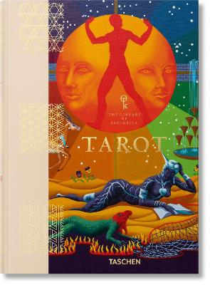 Tarot. The Library of Esoterica by Jessica Hundley